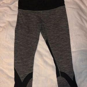 Lululon cropped leggings